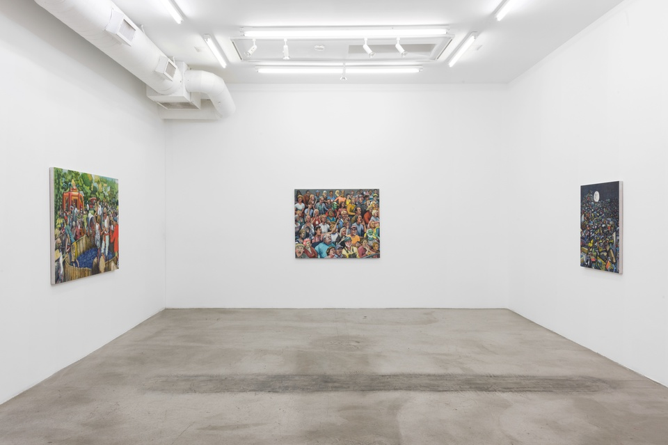 Image: Rob Thom: The Beast installation view
