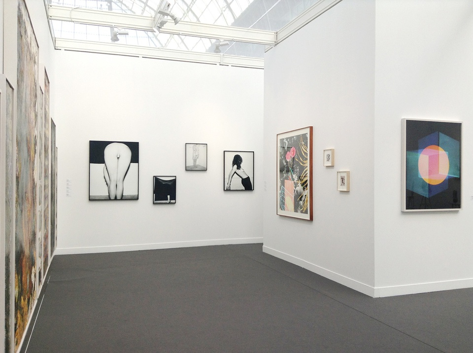 Paris Photo - Matthew Brandt, Ellen Carey, Jessica Eaton, Whitney Hubbs, Matthew Porter