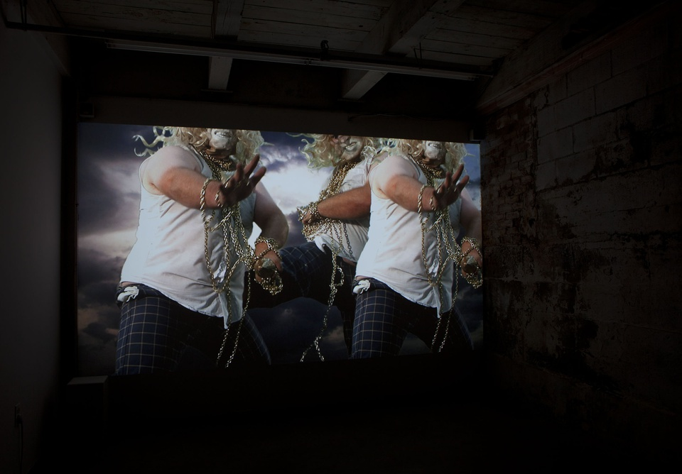 Image: Josh Mannis: Zeal for the Law • Anthony Greaney, Boston • February - March 2012